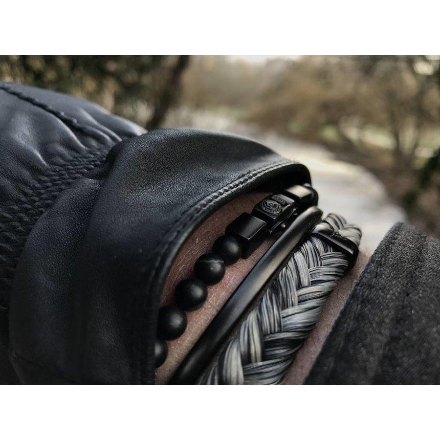 HOLD YOUR HORSES - GUN METAL