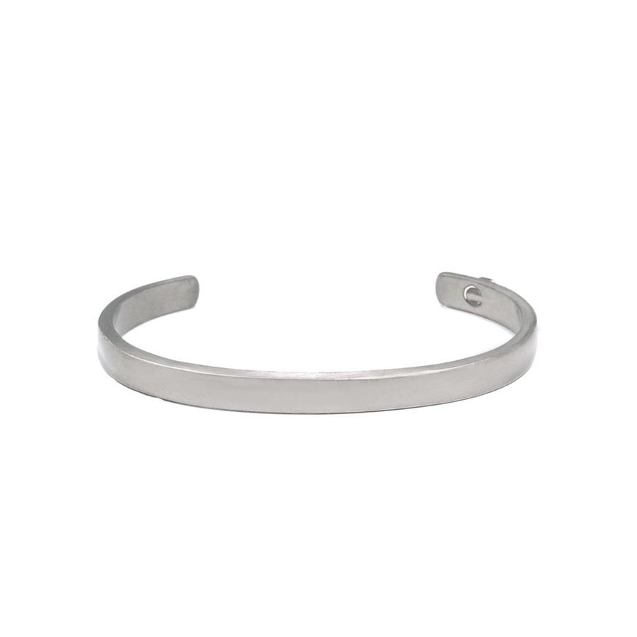 THE BE CUFFED 6,5MM - PLATED