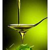Olivenöl, extra virgin, kalt gepresst, 0,5 Liter Glas Flasche
