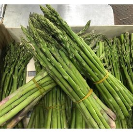 1 bunch green asparagus, 250 grams specialty from Huelva