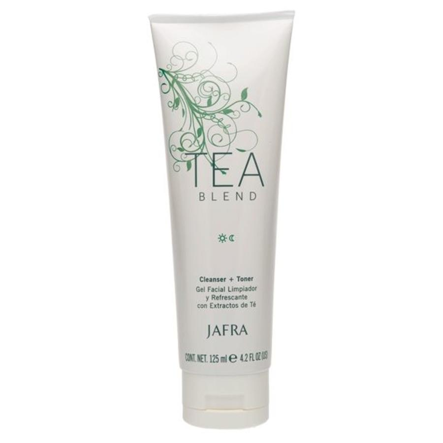 2 in 1 Reinigung und Gesichtswasser mit Tee-Extrakt