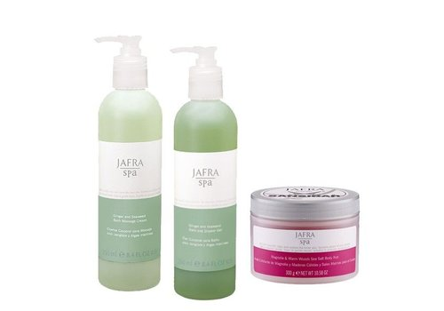 Jafra Basic SPA Set