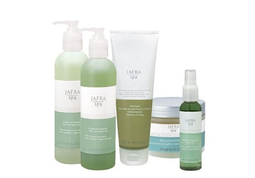 Jafra Deluxe SPA Set