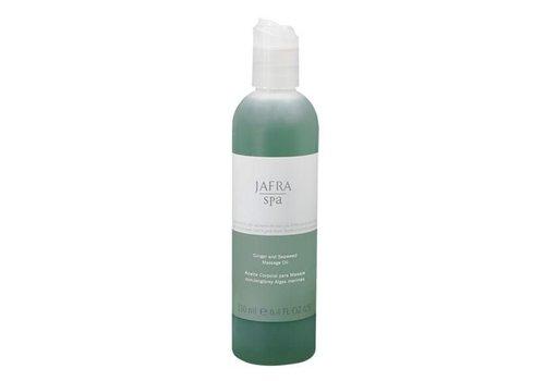 Jafra Ingwer und Algen Körperöl