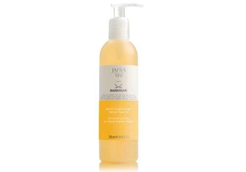 Jafra Orange und Ingwer Bade- und Duschgel