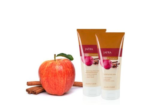 Jafra Winter Set Apples & Cinnamon