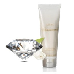 Diamonds Körperlotion mit Glitter