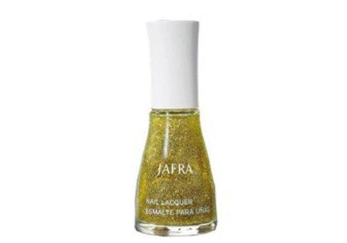 Jafra Gold Glitter Nagellack