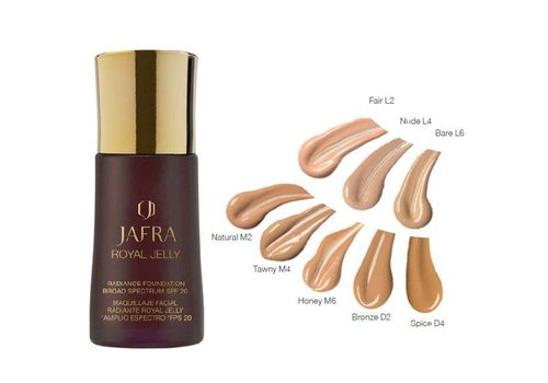 Royal Jelly Make-up SPF20