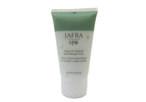 Jafra Ingwer & Algen Körpermassagecreme (MINI)
