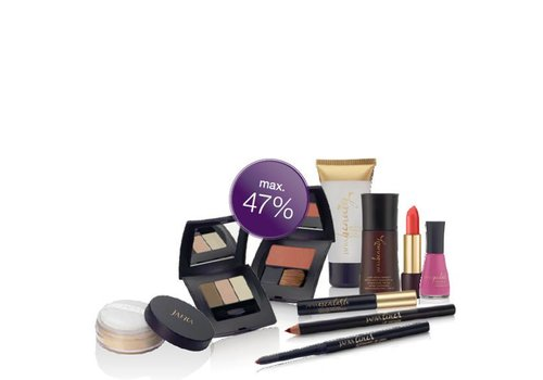 Jafra Deluxe Make-up Set II