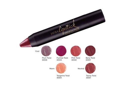 Jafra Lippenfarbe in Stiftform zum herausdrehen - Twist Up