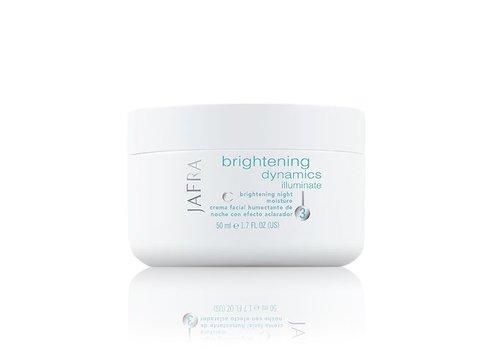 Jafra Nachtpflege für strahlende Haut