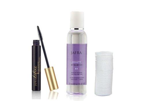 Jafra Mascara Cleaning Set