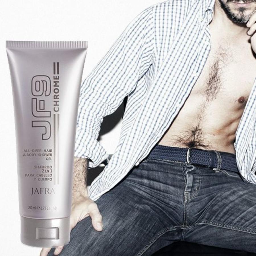 All-Over Duschgel für Körper & Haare JF9