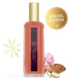 Royal Almond Körperöl - Glasflasche
