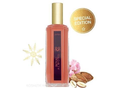 Jafra Royal Almond Körperöl - Glasflasche