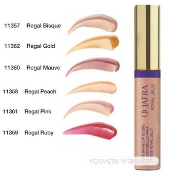 Royal Jelly Luxe Shine Lip Gloss