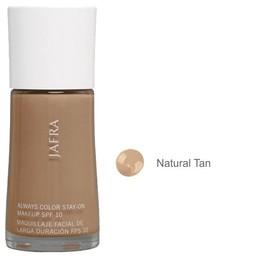 Langanhaltendes Make-up Natural Tan