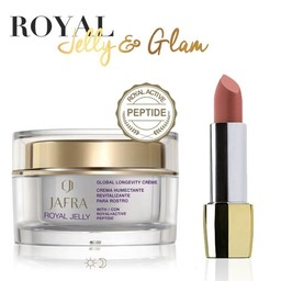 Royal Jelly & Glam Set