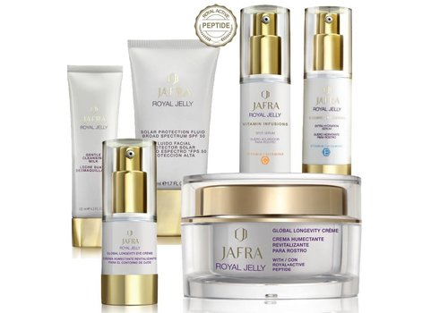 Jafra Royal Jelly Beauty Box 1