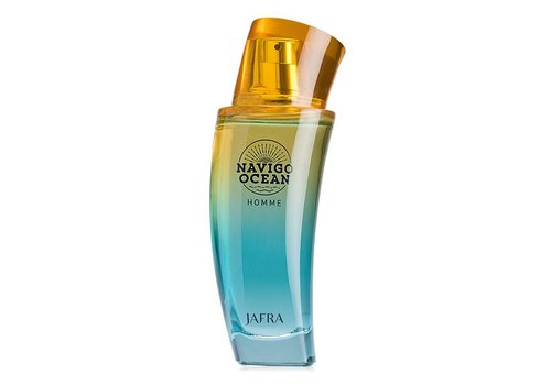 Jafra NAVIGO OCEAN Eau de Toilette for Men