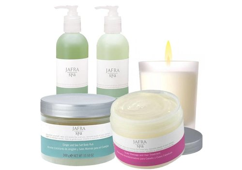 Jafra Winter & Wellness Set Deluxe