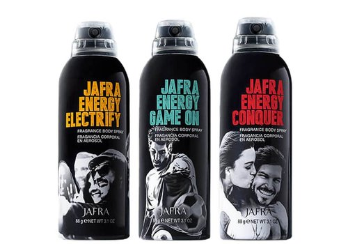 Jafra Body Spray for Men