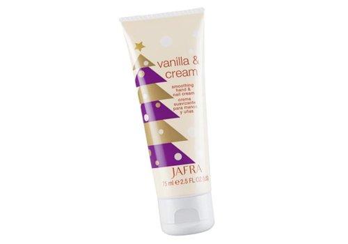 Jafra Hand- und Nagelcreme Vanilla & Cream