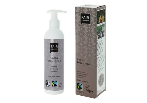 Fair Squared Body Lotion Cacao