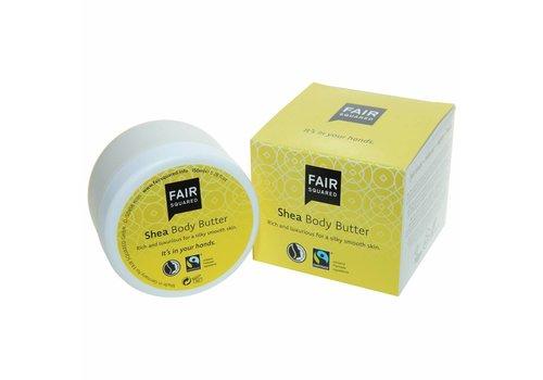 Fair Squared Body Butter Shea
