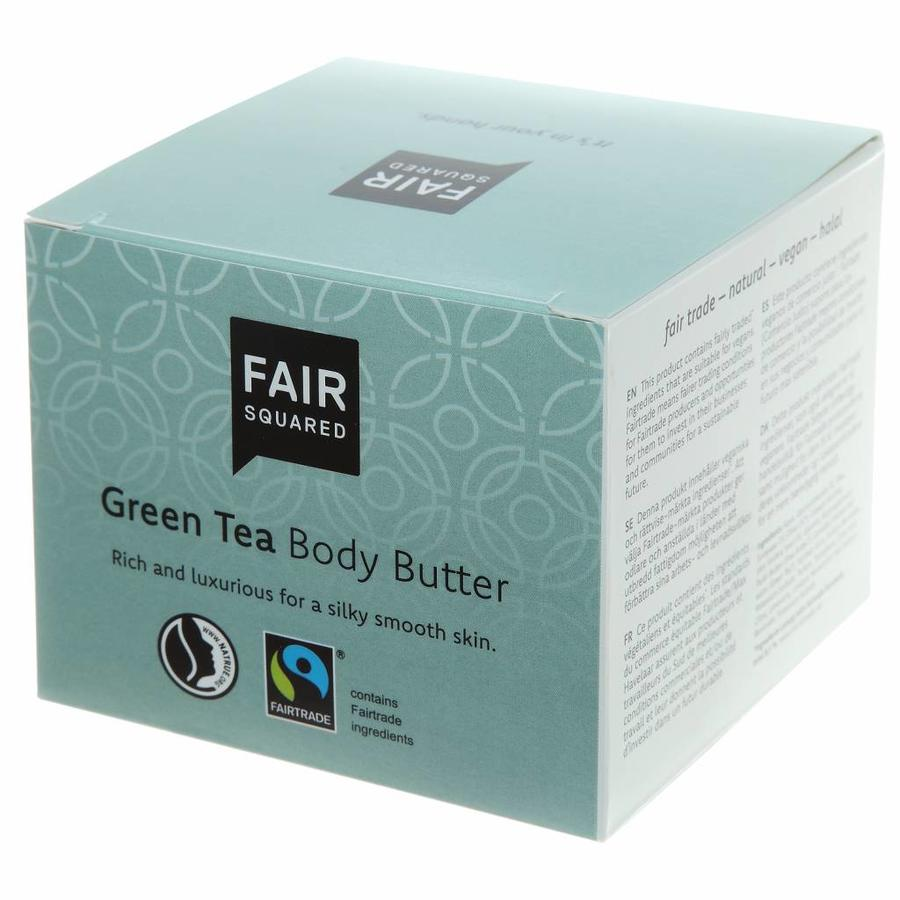 Body Butter Green Tea