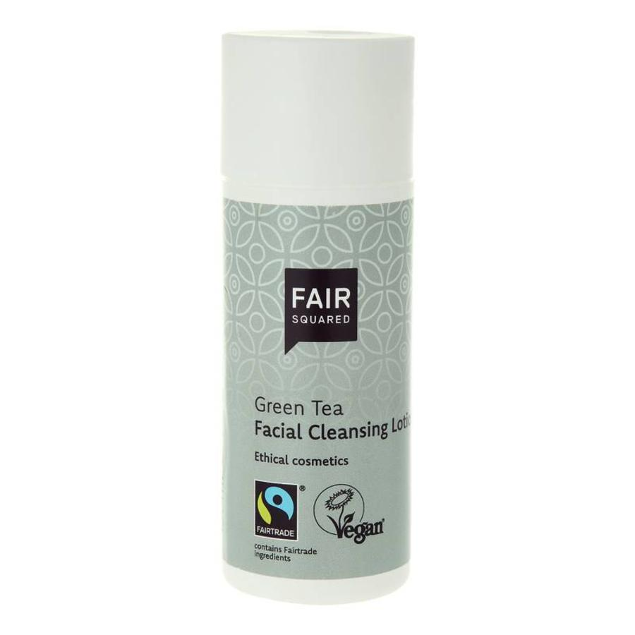 Facial Cleansing Lotion Green Tea