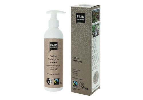 Fair Squared Shampoo Coffee