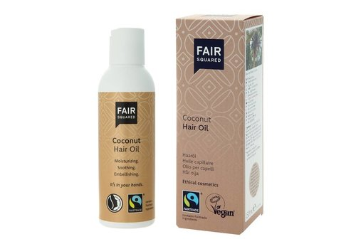 Fair Squared Hair Oil Coconut