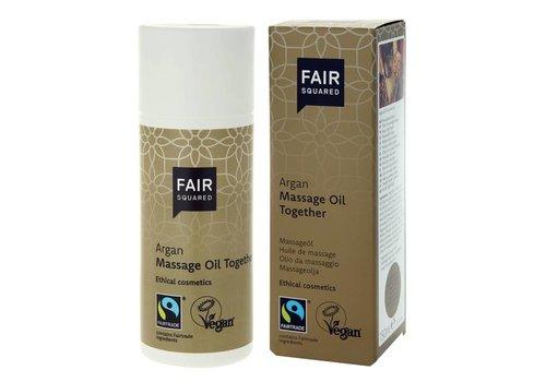 Fair Squared Massage Oil Together Argan