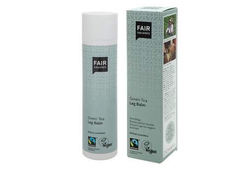 Fair Squared Leg Balm Green Tea