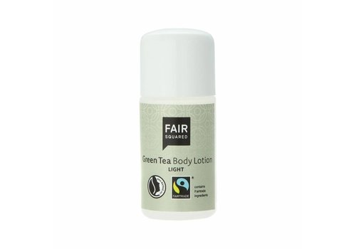 Fair Squared Body Lotion Green Tea - Mini 10ml