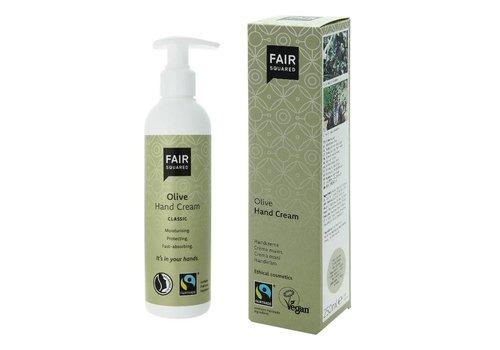 Fair Squared Hand Cream Classic Olive 250ml