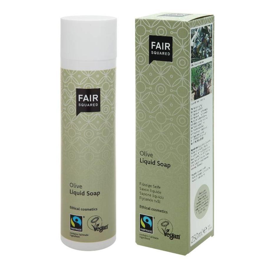 Liquid Soap Classic Olive 250ml