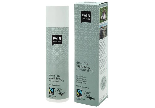 Fair Squared Liquid Soap Green Tea 250ml
