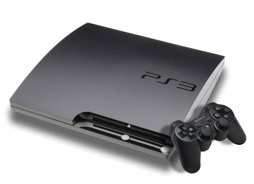 Playstation 3 Slim 160gb