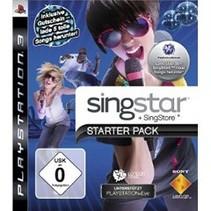 Singstar Starter Pack