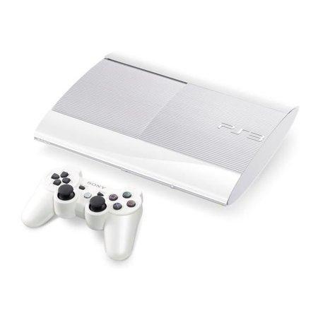Sony Playstation 3 Super Slim Wit 500gb