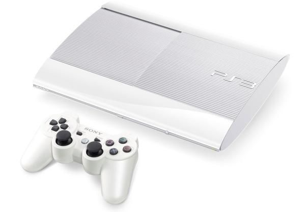 Playstation 3 Super Slim Wit 500gb