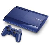 Playstation 3 Super Slim 12gb Blauw
