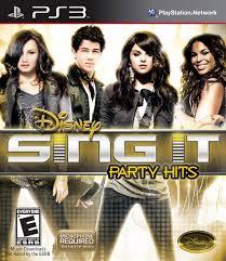 Disney Sing It 3 Party Hits