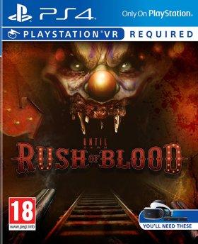 Until Dawn: Rush of Blood (PSVR)