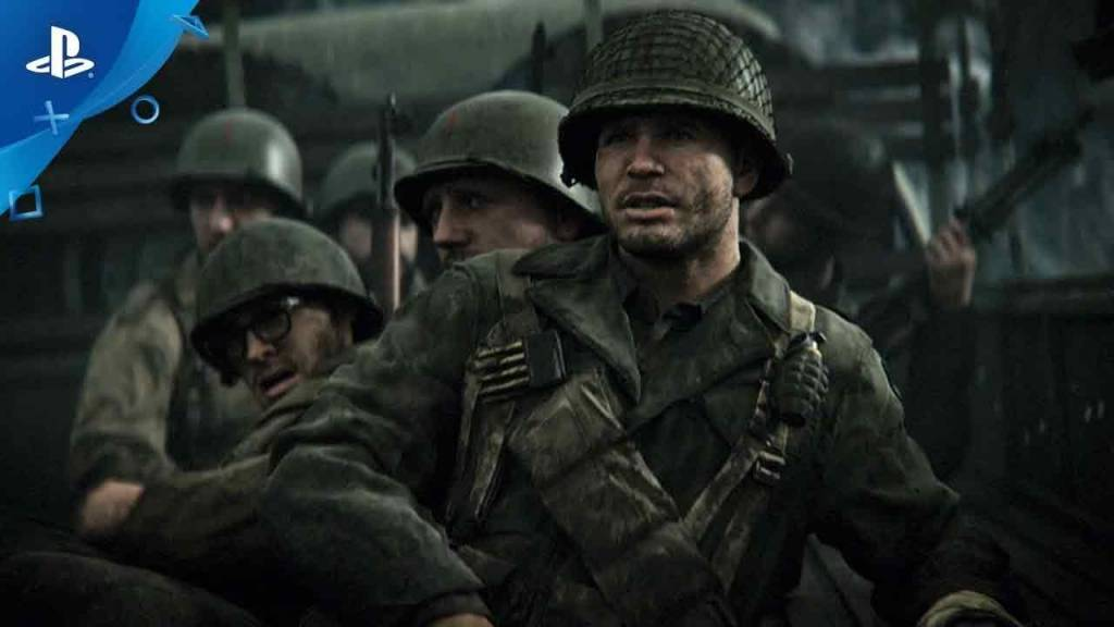Nieuwe gamemodus in Call of Duty WWII gelekt