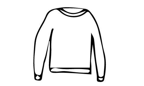 Sweater, trui